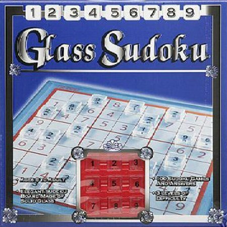 Cardinal Games Glass Sudoku Board product image