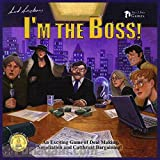 Face 2 Face Eagle-Gryphon Games I'm The Boss Bargaining Board Game