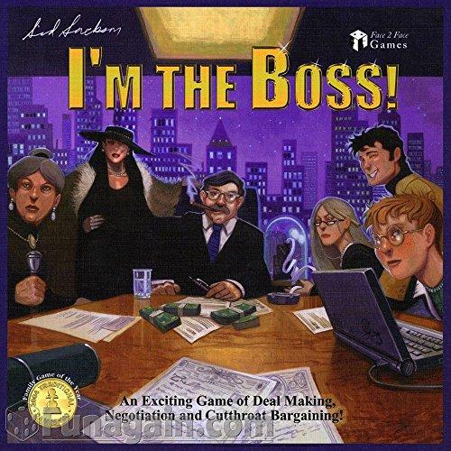 Im The Boss