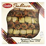Galil Assorted Baklava, 14.1-Ounce Boxes (Pack of 3)