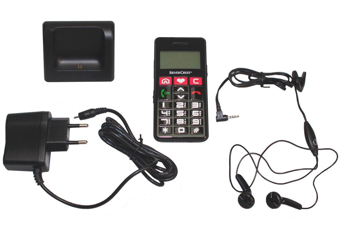 Makita Entfernungsmesser Quad : Silvercrest großtasten handy: amazon.de: elektronik