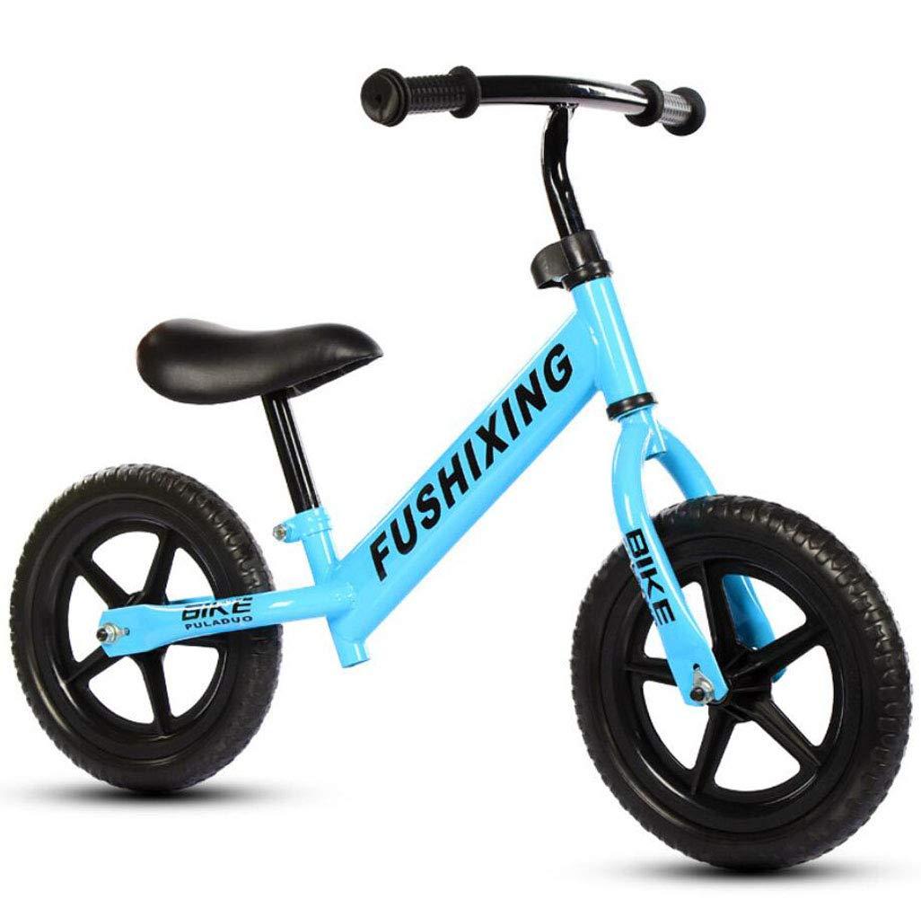 BICYCLE AB Bicicletta da Bambino per Bici da Bambino Bicicletta da Bambino per Bici da Bicicletta, Freestyle da 12  , 14 , 16  , 18  con stabilizzatori Regalo per Ragazzi e Ragazze ( Colore   Blu )