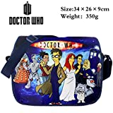 Dr Anime Messenger Bags - Best Reviews Guide