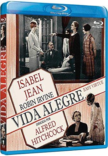 Easy Virtue (1928) [ Blu-Ray, Reg.A/B/C Import - Spain ]