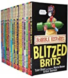 Horrible Histories Collection (20 Books Set)