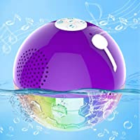 Draagbare bluetooth-luidspreker, muziekbox, RGBW-verlichting, IPX7 waterdicht, drijvende bluetooth-box, volume hi-fi…