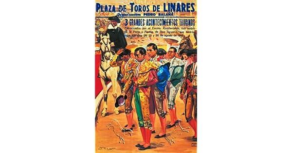 Amazon.com: Art Poster, Manolete Cartel de Primer ...