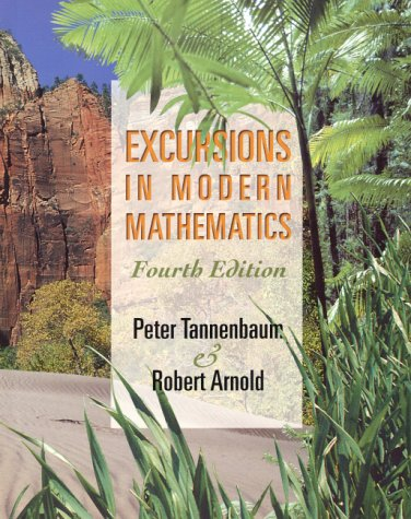 Excursions in Modern Mathematics (4th Edition)