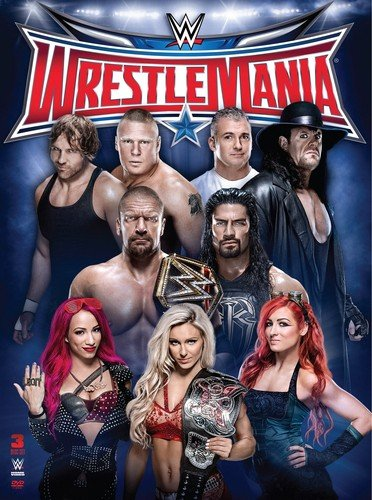 WWE: WrestleMania 32 (DVD) (Wwe Undertaker Best Wrestlemania Matches)