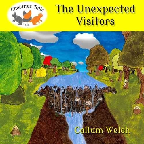Read Online The Unexpected Visitors (Chestnut Tails) (Volume 2) pdf epub