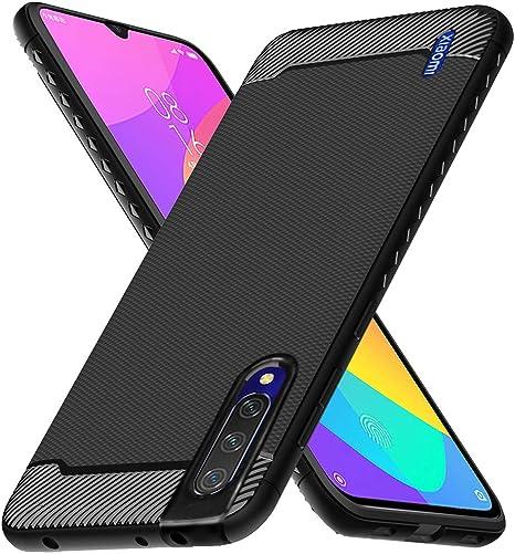 Ferilinso Funda para Xiaomi Mi 9 Lite, Funda Protectora a Prueba ...