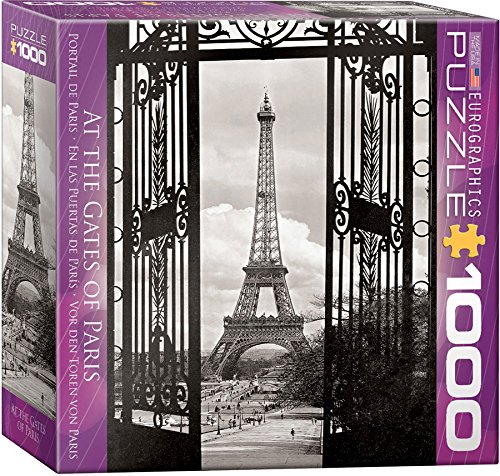 EuroGraphics At The Gates of Paris Jigsaw Puzzle (8000 Jigsaw Puzzle)