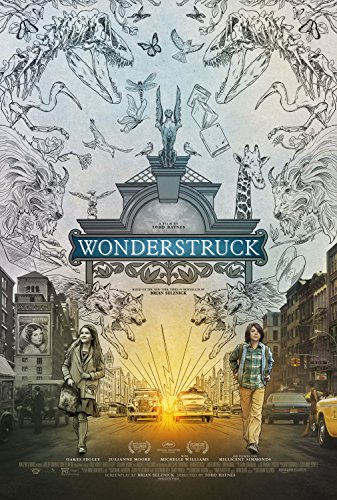 Wonderstruck POSTER 13.5x20 Inch Movie Promo Poster