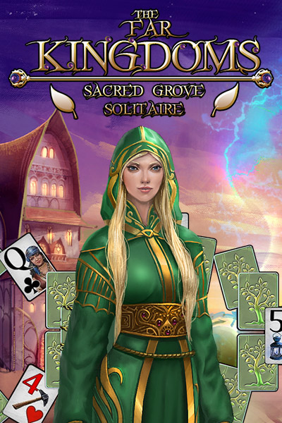 (The Far Kingdoms: Sacred Grove Solitaire [Download])