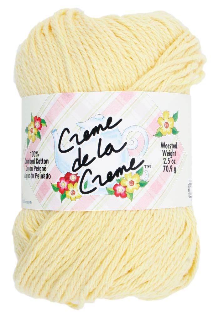 Yarn Creme De La Creme Yarn Coats Cream