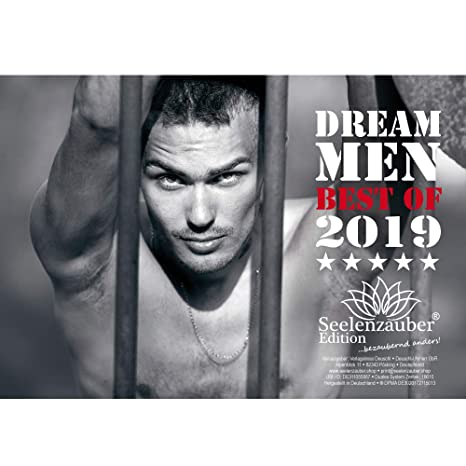 Calendario Modelli Uomini 2019.Dream Men 2019 Premium Calendario 2019 Din A5 Uomini