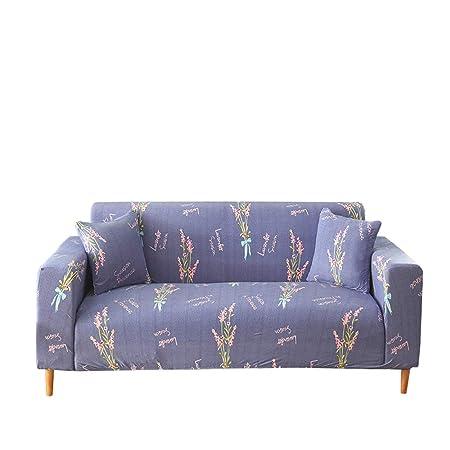 Luckiness_x Funda elástica para sofá, Cubierta de sofá ...