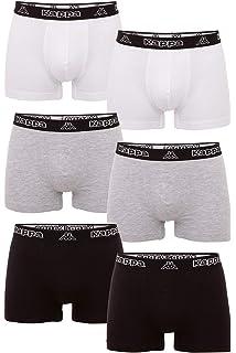 Kappa ZiATEC Edition - Calzoncillos tipo bóxer para hombre, S-XXXXXL, con práctica malla de lavado, paquetes de 3, 6 y 9 unidades, ropa interior para hombre: Amazon.es: Ropa y accesorios