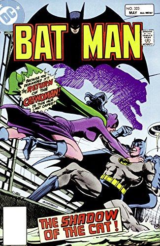 Batman (1940-) #323