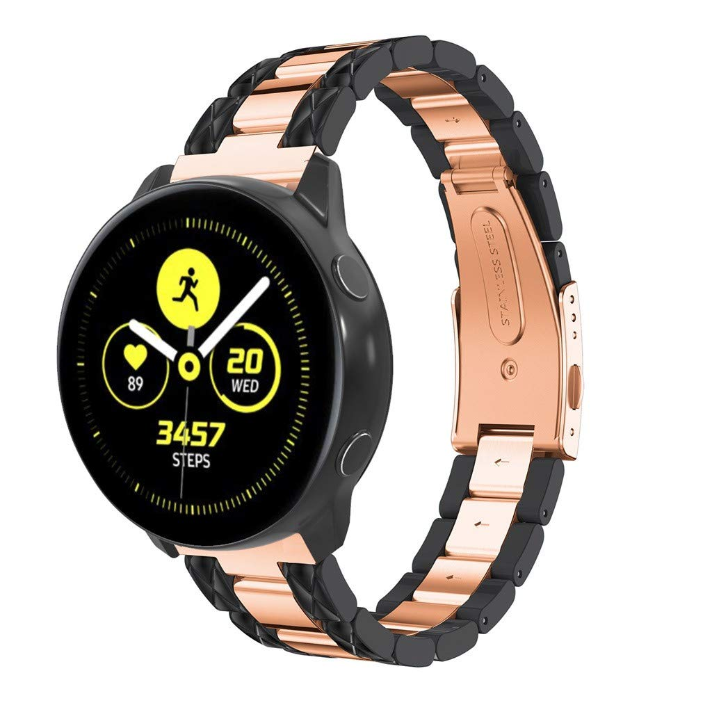 Cyhulu Bands for Samsung Galaxy Watch 42mm, 20mm Women Men ...