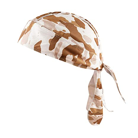 TriLance - Bandana deportiva para la cabeza, de secado rápido ...