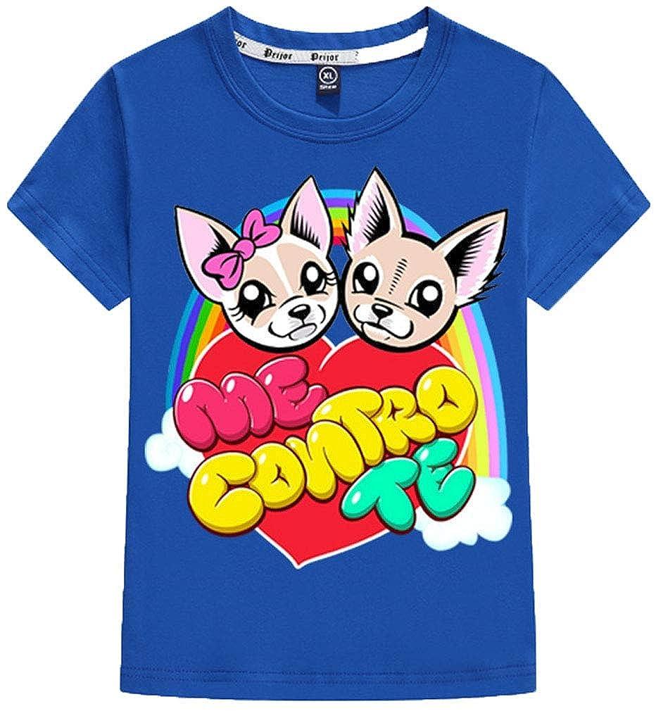 T-shirt maglietta dei Me contro Te Sofi e Lui Kira e Ray 100/% Cotone