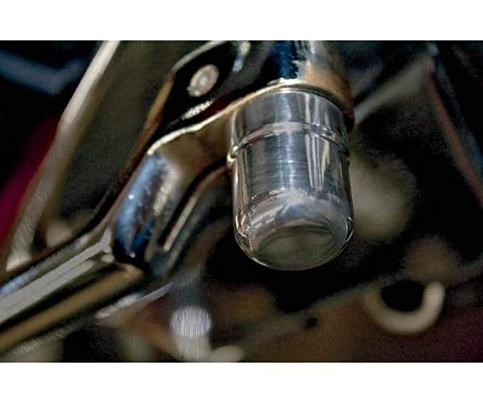 Todd's Cycle Shifter Spline Cover for Big Twin 1602-0406