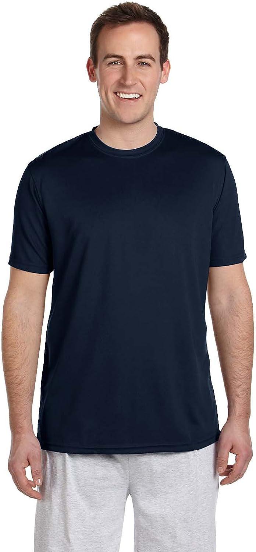Harriton Mens Comfortable Athletic Sport T-Shirt