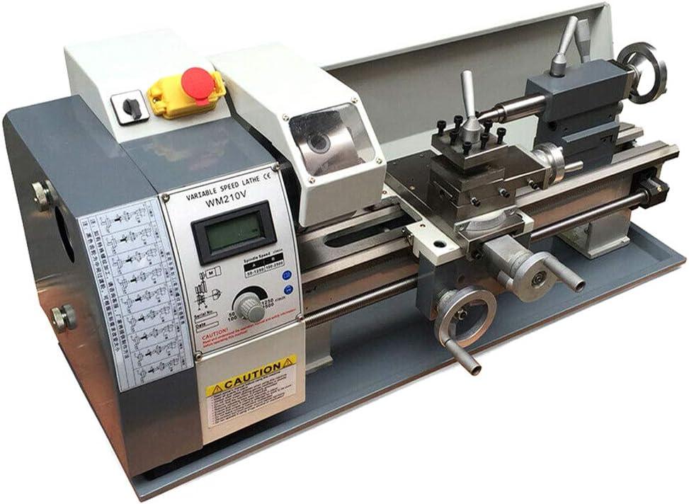 Intbuying Precision Metal Lathe