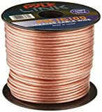 Pyle PSC16100 16-Gauge 100-Feet Spool of Speaker Zip Wire