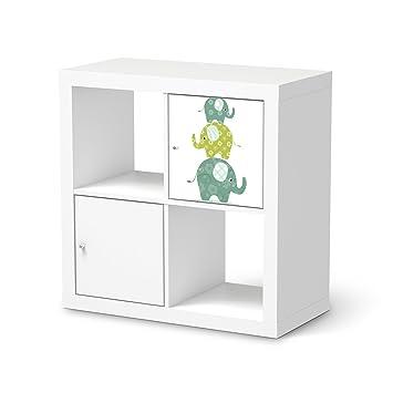 Creatisto Einrichtungsfolie Für Ikea Kallax Regal 1 Türelement