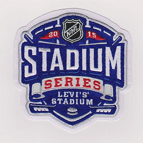 (2015 NHL Stadium Series Game at Levi's Stadium Logo Jersey Patch (San Jose Sharks))