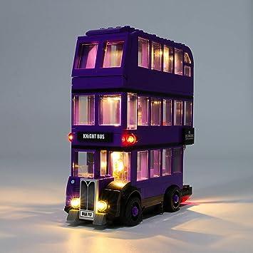 LED Beleuchtungsset für Lego® Harry Potter™ Hogwarts™ Der Fahrende Ritter