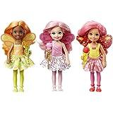 Mattel–dvm87–Puppe–Barbie Chelsea kleine Fee