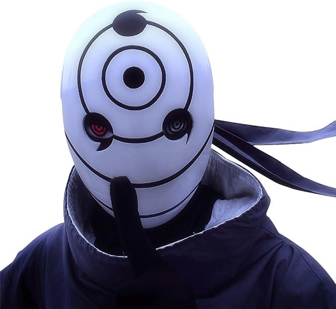 Amazon.com: cllmkl resina de Naruto Tobi Obito Uchiha ...