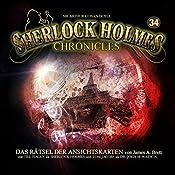 Das Rätsel der Ansichtskarten (Sherlock Holmes Chronicles 34)   James A. Brett