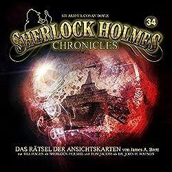 Das Rätsel der Ansichtskarten (Sherlock Holmes Chronicles 34)