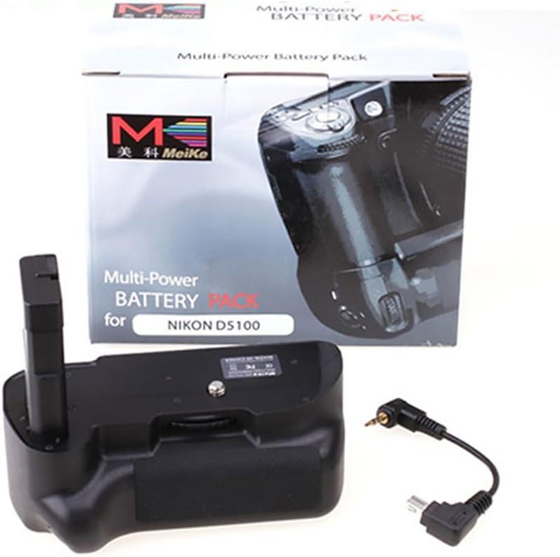 Meike MK-D5100 Professional Vertical Battery Grip for Nikon D5100 Camera