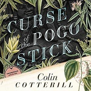 Curse of the Pogo Stick Audiobook
