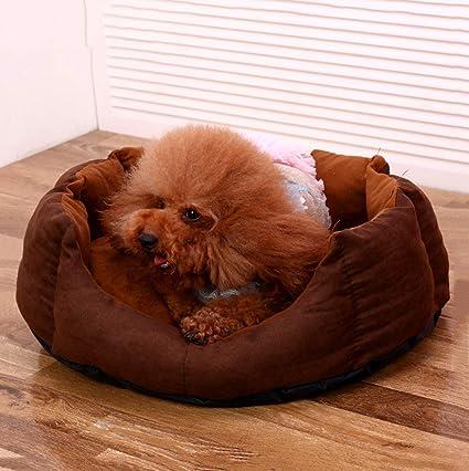 Nido de mascotas cuatro temporadas general Peluche extraíble y lavable Nido de mascotas arena para gatos