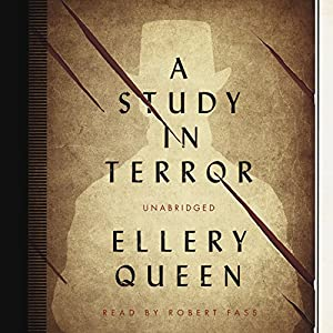 A Study in Terror Audiobook