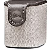 Leica Visoflex Case Country for X and X-E Digital Cameras (Canvas and Leather/Taupe) 18834