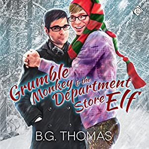 Grumble Monkey and the Department Store Elf Hörbuch
