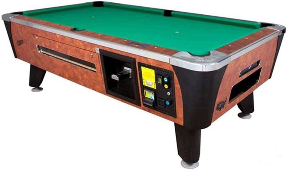 Amazon Com Dynamo Coin Op Pool Table With Dba Sedona 7 Sports Outdoors