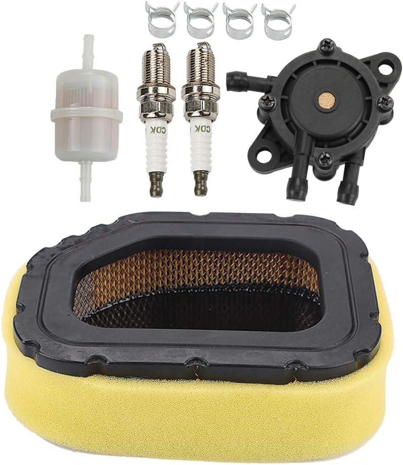 Savior 32 083 03-S Air Filter 32 083 05-S Pre Cleaner 24 393 04-S Fuel Pump for Kohler SV710 SV715 SV720 SV730 SV735 SV740 Engine Mower 3288303