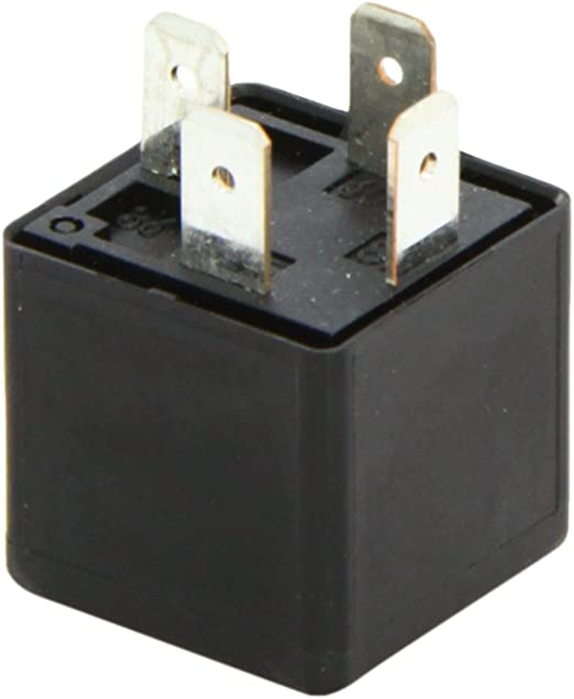 Bosch 0986332030 Mini Relais 12v 60a Ip5k4 Betriebstemperatur Von 40 C Bis 85 C Schließer Relais 4 Pins Auto