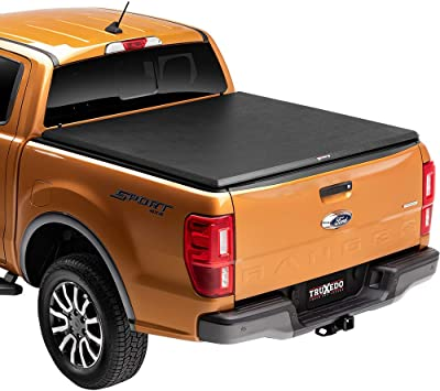 Amazon Com Truxedo Truxport Soft Roll Up Truck Bed Tonneau Cover 257001 Fits 16 20 Toyota Tacoma 6 Bed Automotive