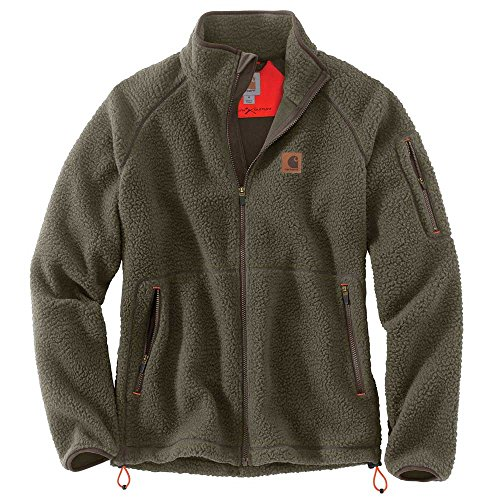 Carhartt Men's 102698 Game Load Jacket - Large - Moss (Jacket Game)
