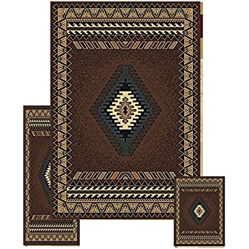 Amazon Com Furnish My Place 3 Piece Southwestern