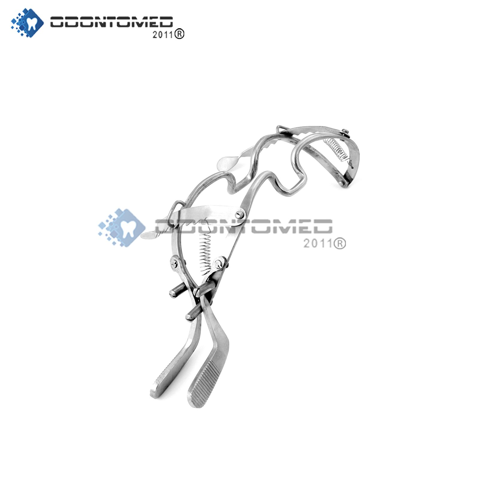OdontoMed2011 5'' WHITEHEAD DENTAL MOUTH IMMOBILIZER GAG STAINLESS STEEL